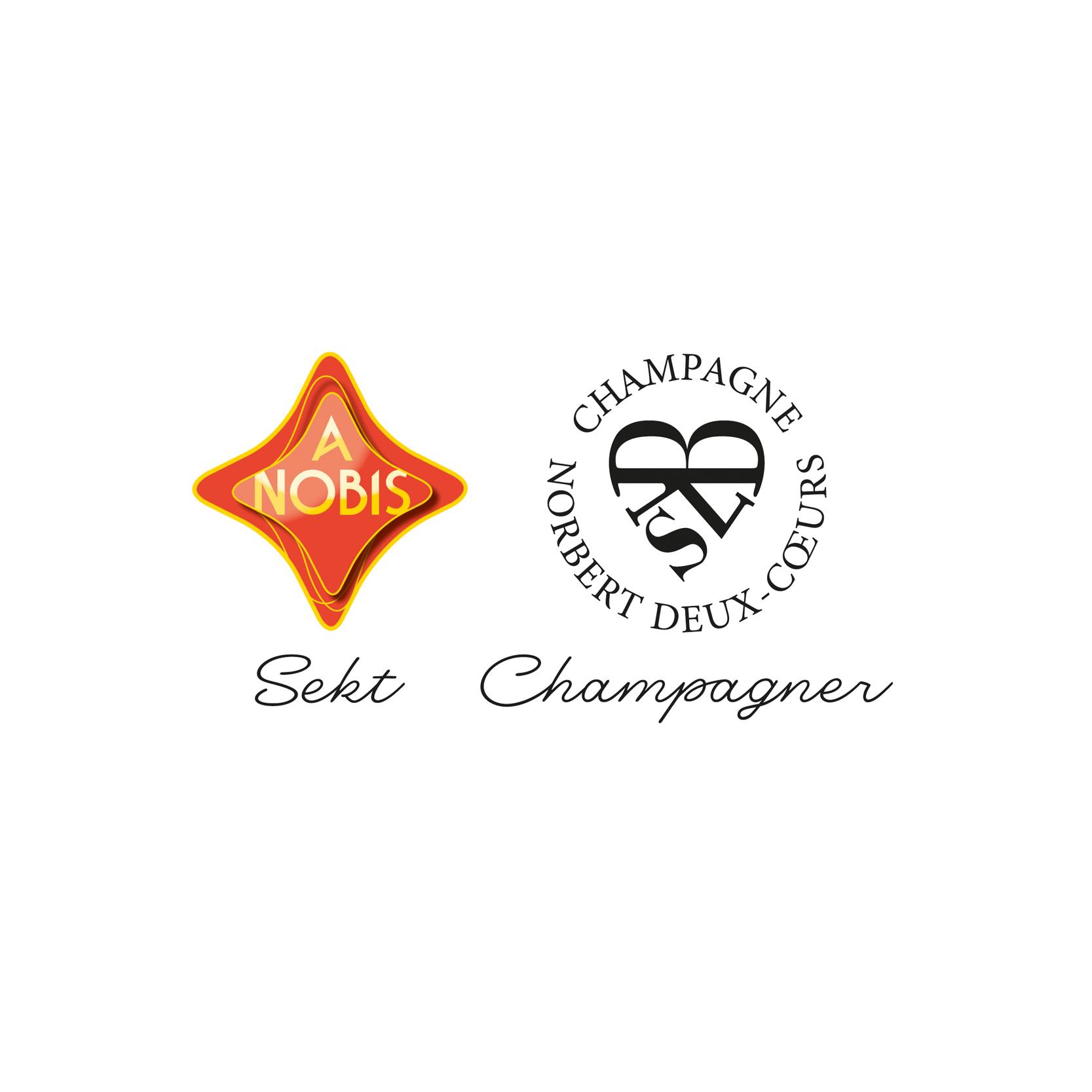 A Nobis Sekt logo web