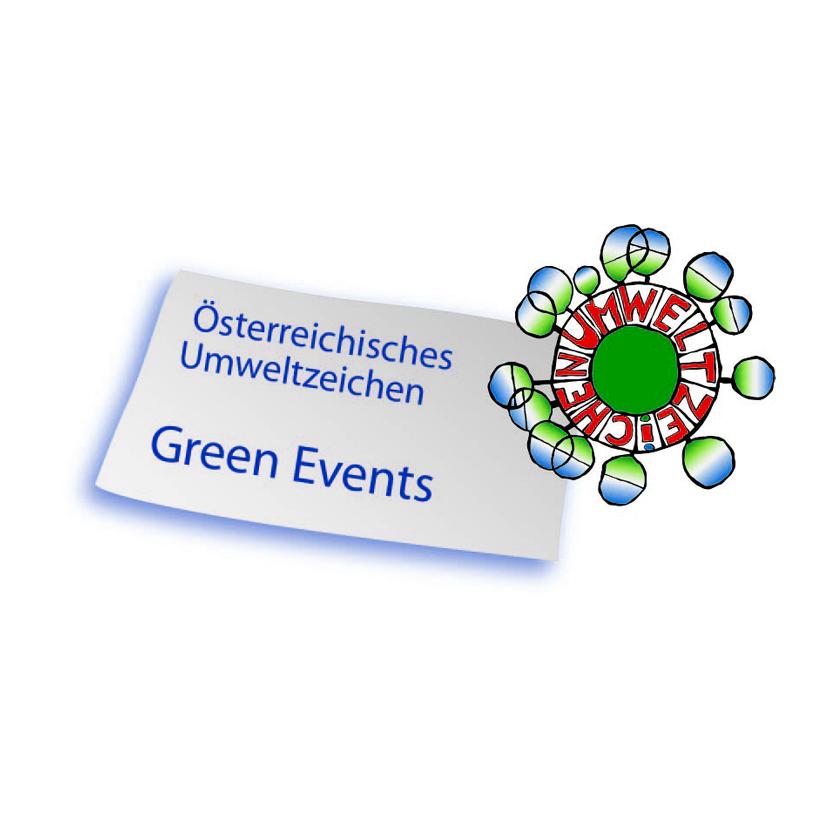 Umweltzeichen Green Events