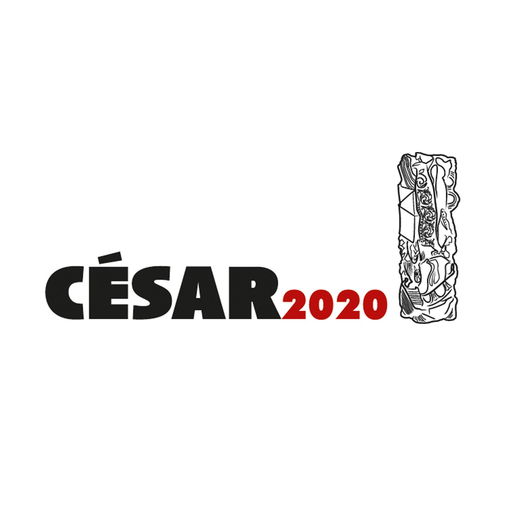 CESAR 2020 logo web